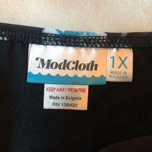 Modcloth Swim - NWT ModCloth floral bikini bottom